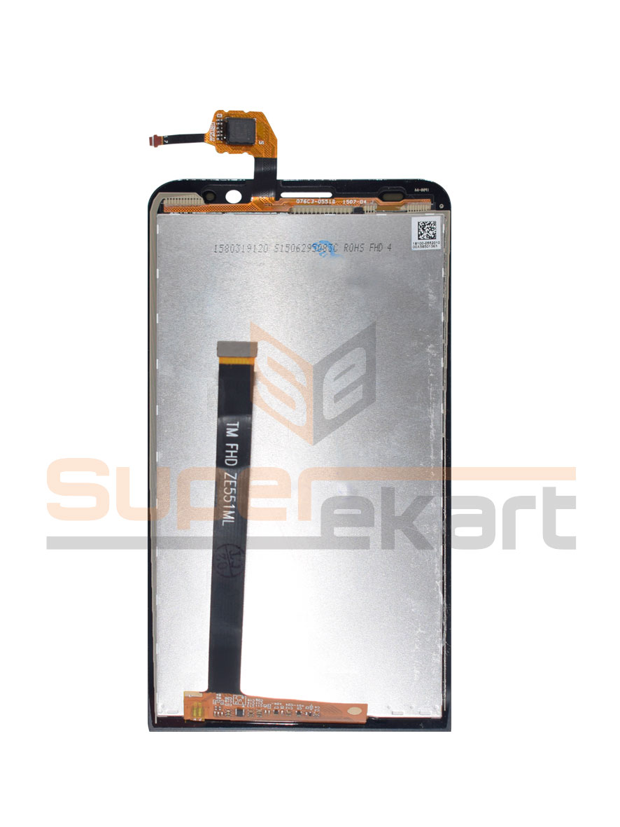 Superekart Lcd With Touch Screen Digitizer For Asus Zenfone 2 Ze550ml Smartphone Next