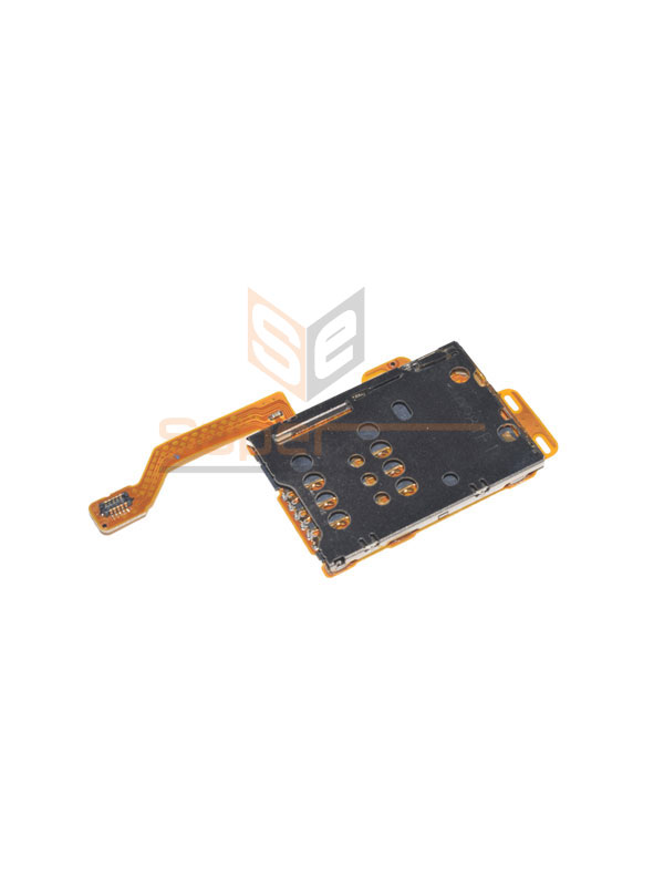 Superekart simtray flex cable for nokia c7 00 reheart Images