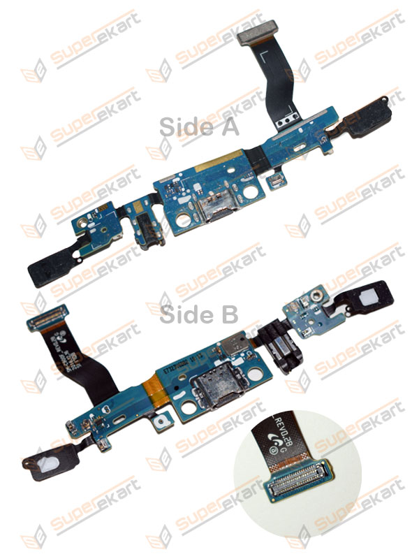Superekart Charging Flex Cable For Samsung Galaxy C9 Pro
