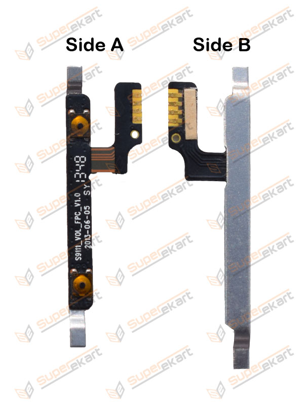 Superekart | Replacement Volume Flex Cable For Micromax