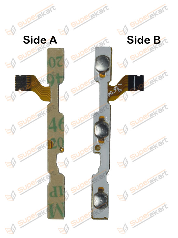 Superekart | Replacement Power On Off Flex Cable For Gionee A1
