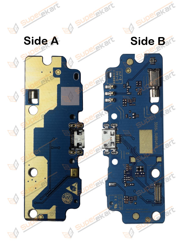 Superekart | Replacement Mic Flex Board For Coolpad Note 5 Lite