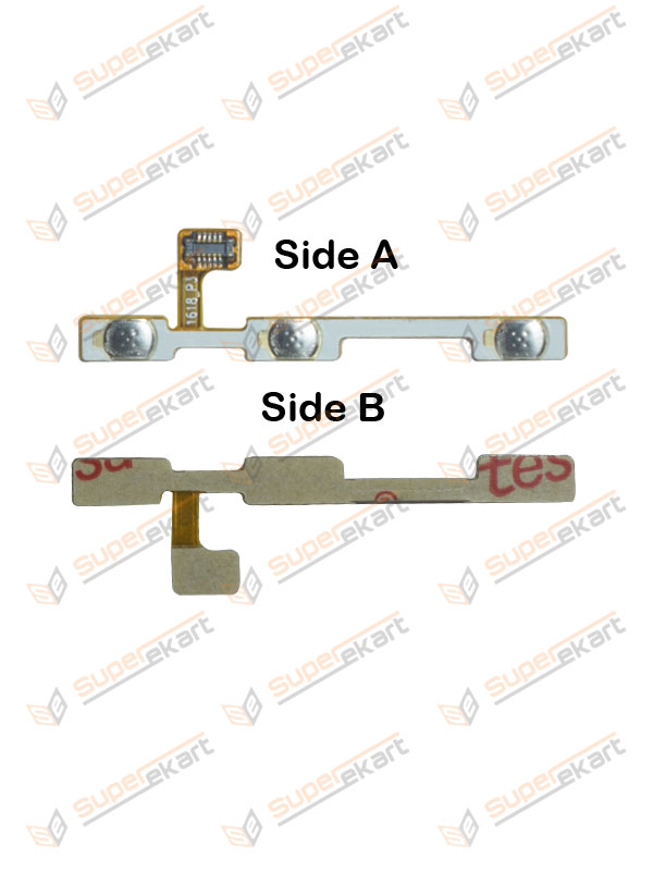 Superekart | Replacement Power On Off Flex Cable For Gionee